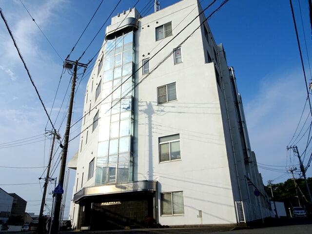 京浜発條株式会社 本社ビル